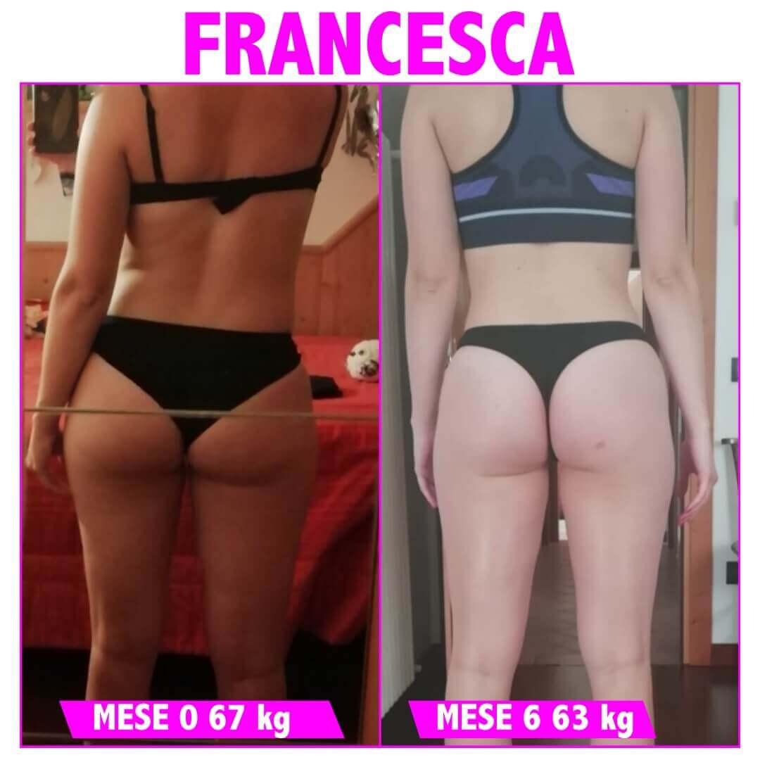 Hill3iner - Trasformazione Francesca Centeleghe