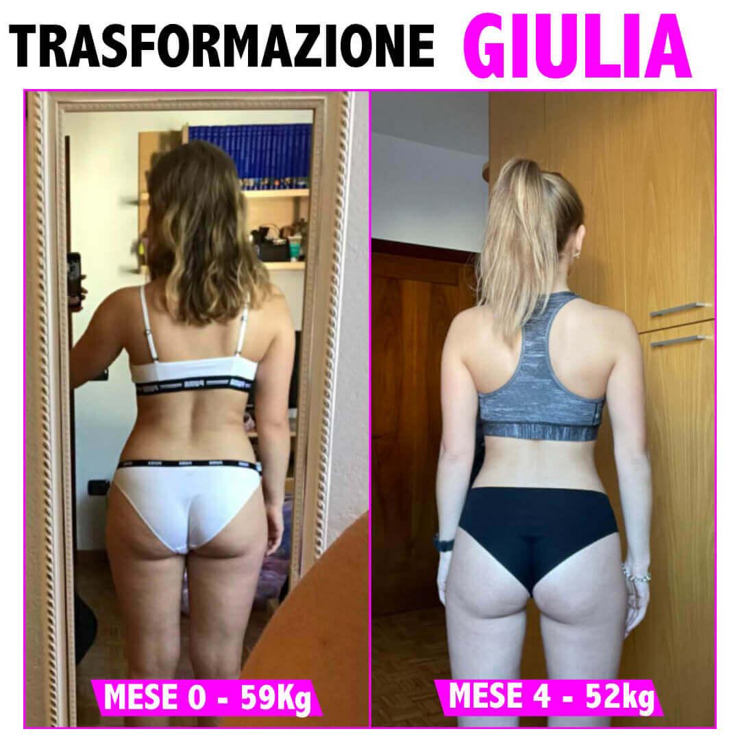 Hill3iner - Trasformazione Giulia