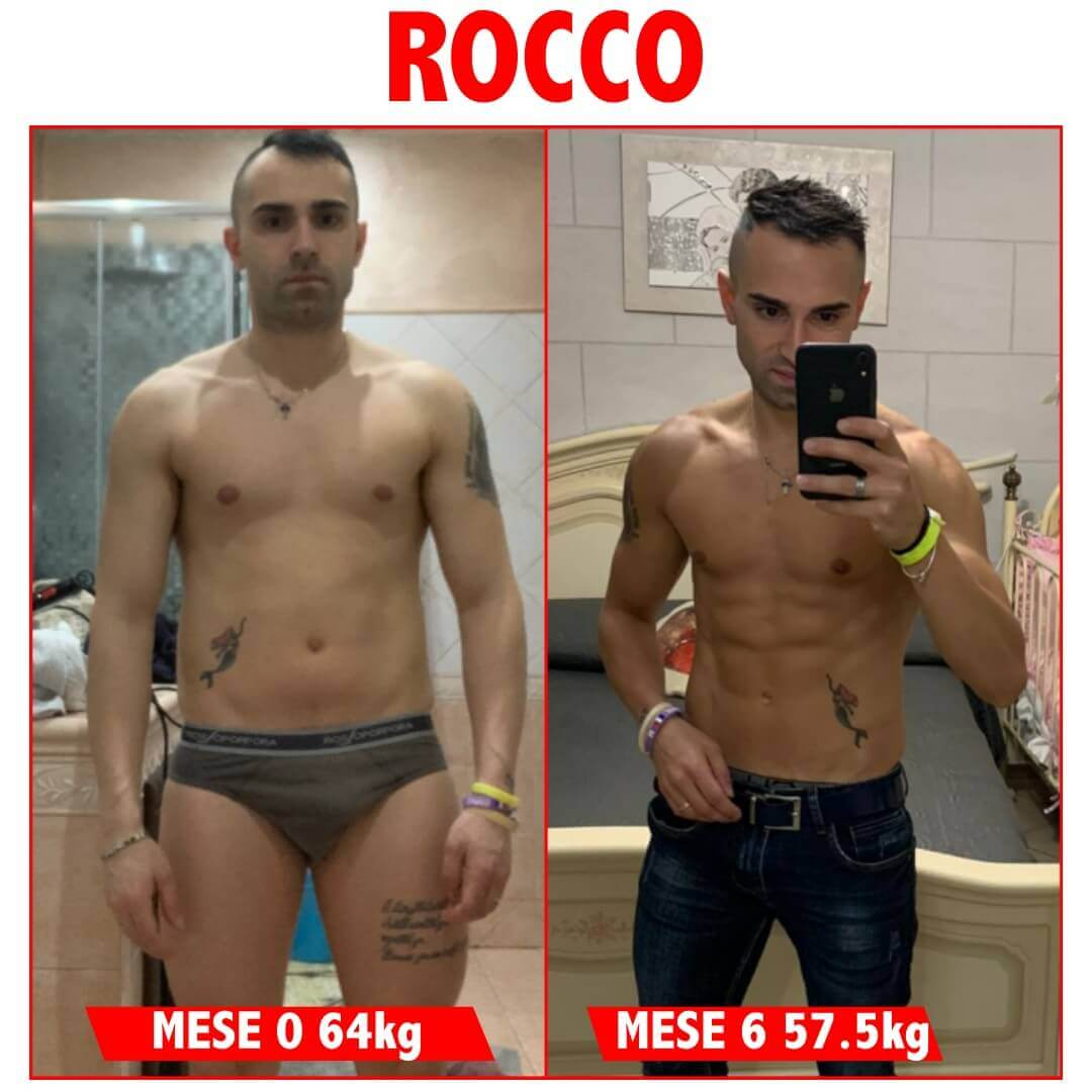 Hill3iner - Trasformazione Rocco
